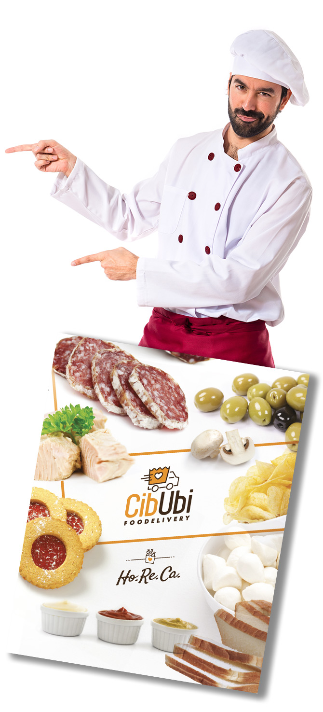 Richiesta Catalogo Prezzi Horeca - Cibubi