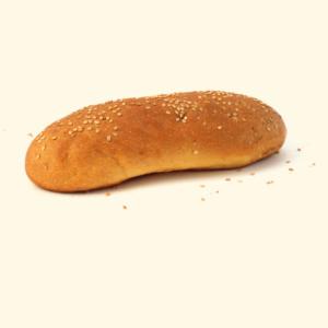 Sandwich al sesamo | Dal forno CibUbi