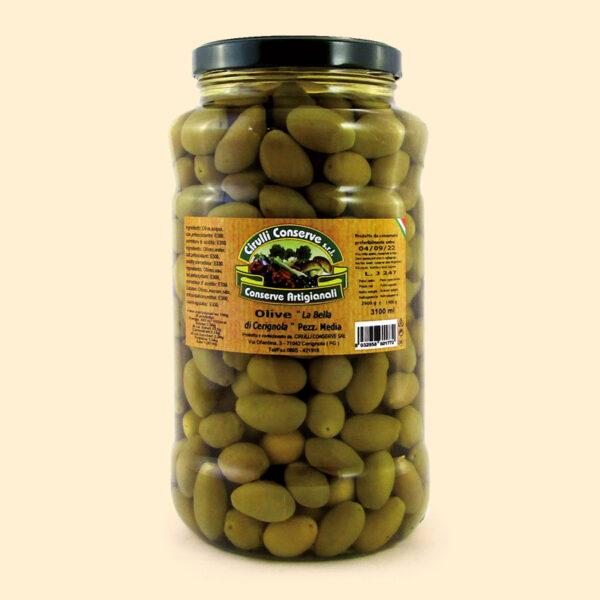 Olive La Bella di Cerignola | Dalla terra CibUbi