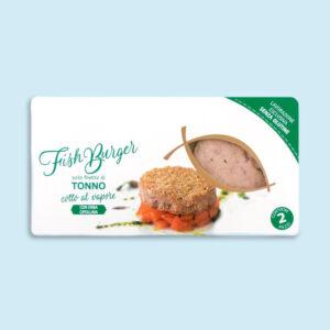 Fish burger tonno | Dal mare CibUbi