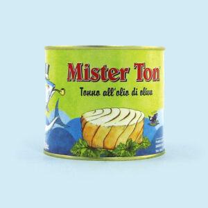Mister ton | Dal mare CibUbi