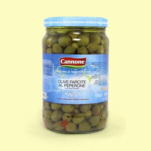 Olive farcite peperone | Happy Hour Cibubi