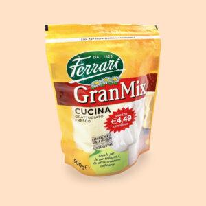 Gran Mix gratt   Latticini CibUbi