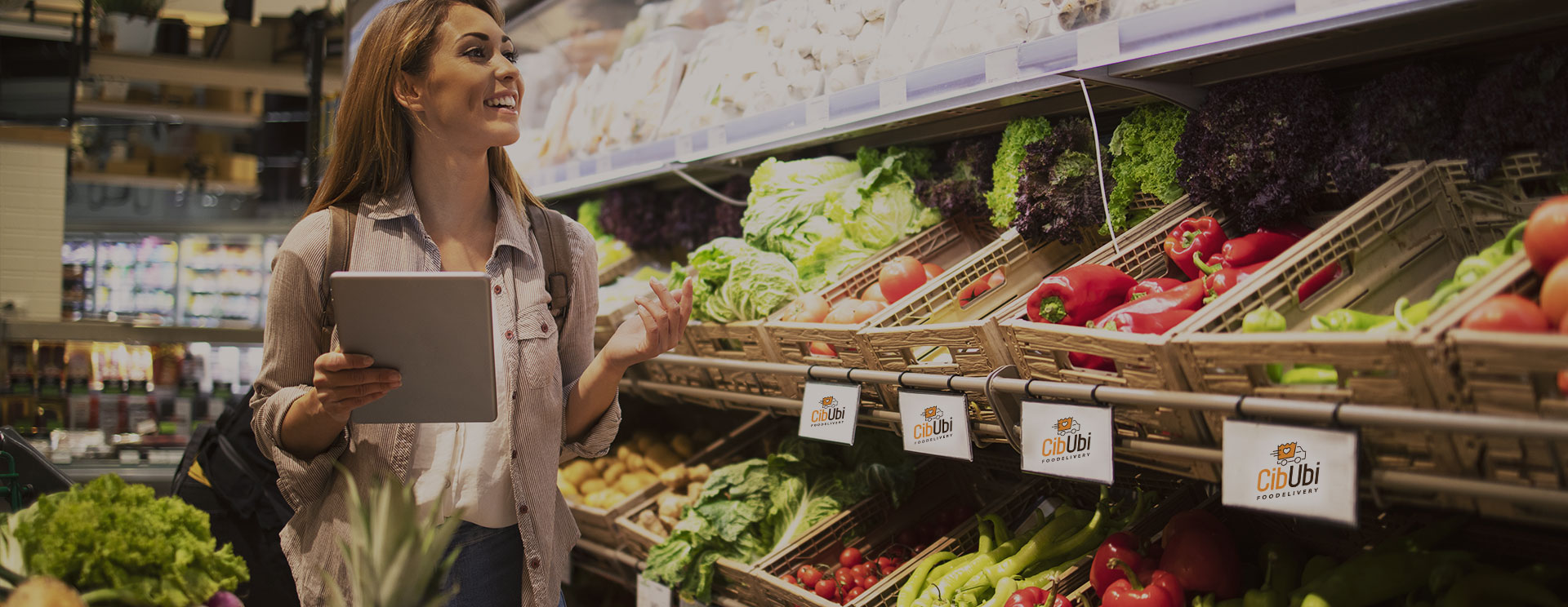 Negozio Alimentari Online - Cibubi