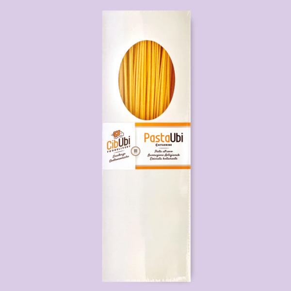 Chitarrine | PastaUbi | CibUbi