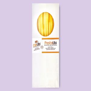 Fettuccine con zafferano | PastaUbi | CibUbi