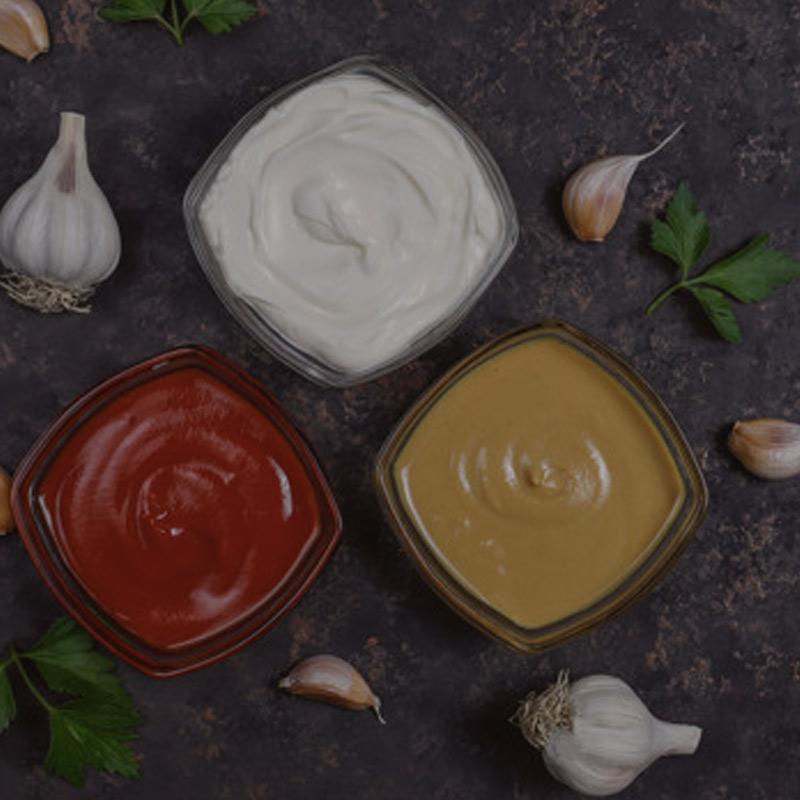 Salse e Creme - Catalogo CibUbi