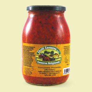 Composta piccante   Salse e creme CibUbi