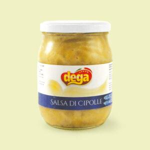 Salsa di cipolle   Salse e creme CibUbi