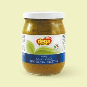 Patè olive verdi   Salse e creme CibUbi