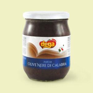 Patè olive nere   Salse e creme CibUbi