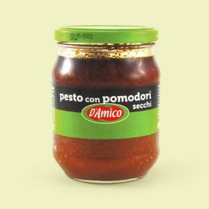 Pesto pomodori secchi   Salse e creme CibUbi