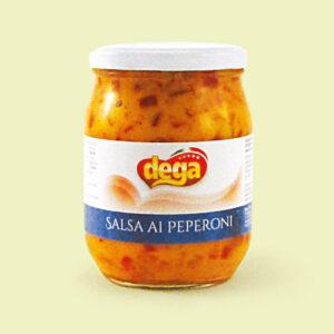 Salsa ai peperoni   Salse e creme CibUbi