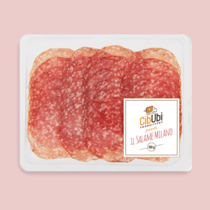 Salame Milano CibUbi | Salumi CibUbi