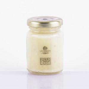 Burro tartufo bianco   Latticini   Eccellenze Cibubi
